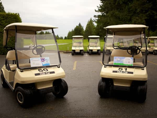 Golf Cart Stickers